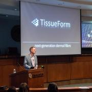 corey neu of tissueform presenting