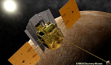 MESSENGER mission to Mercury