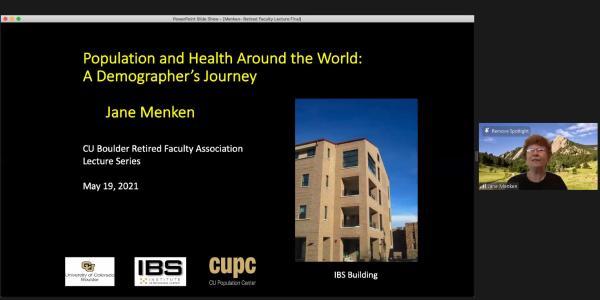 Professor Menken Intro Slide Presentation