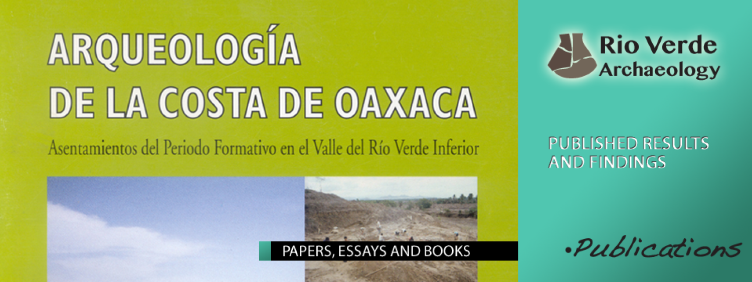 Publications: Published Results and Findings. Papers, Essays and Books