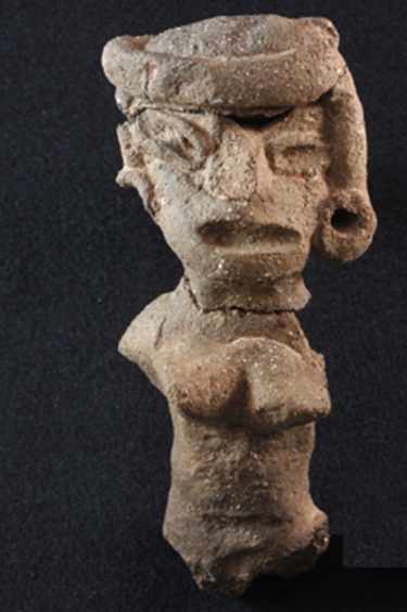 Figurine from La Consentida