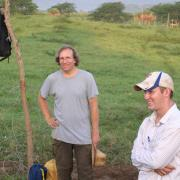 Art Joyce & Jeff Brzezinski. / Art Joyce y Jeff Brzezinski.