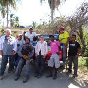 Survey team 2012 / Equipo de recorrido, 2012