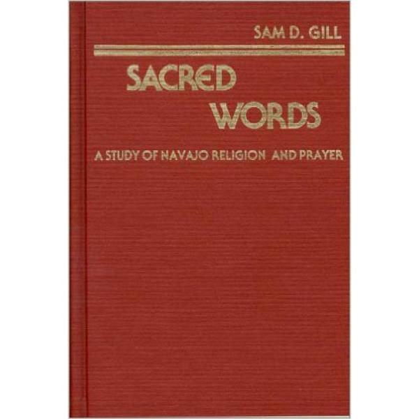 Sacred Words Cover