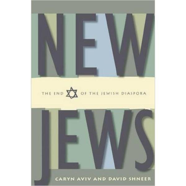 New Jews Cover