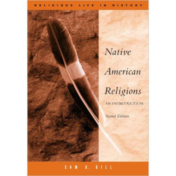 Native American Religions Cover