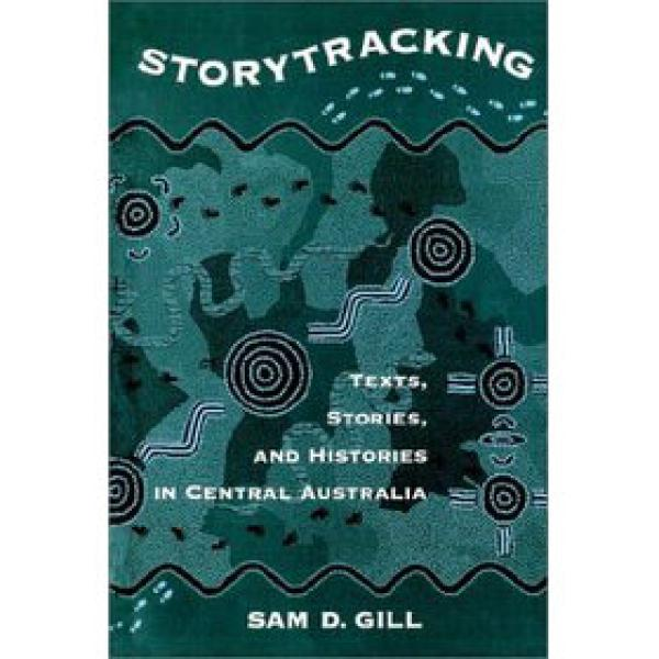 Storytracking Cover