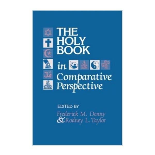 Cover of The Holy Book in Comparative Perspective