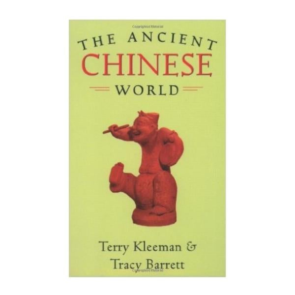 The Ancient Chinese World Cover