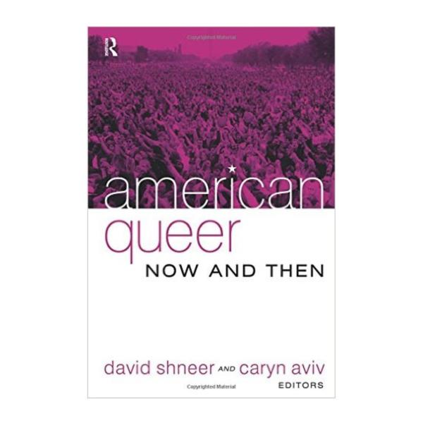 American Queer, Now and Then Cover
