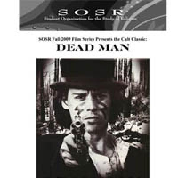 SOSR Dead Man Poster
