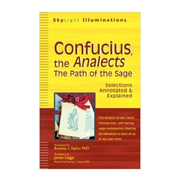 Cover of Confucius, The Analects