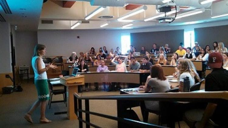 RLST 2500 Classroom