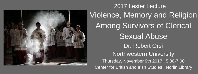 2017 Lester Lecture