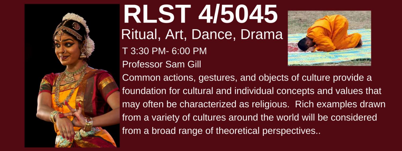 RLST 4/5045 Banner