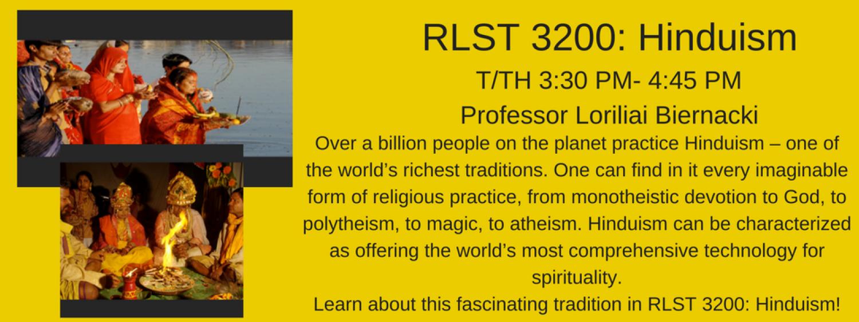 RLST 3200 Banner