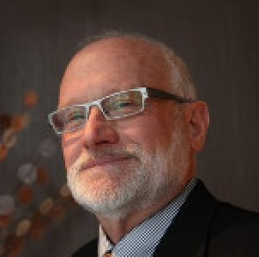 Photograph of Prof. Stewart Hoover