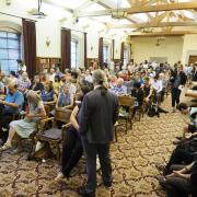 5th Annual Trungpa Lecture, CU Boulder
