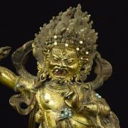 Vajrapani - Himalayan Art #12855