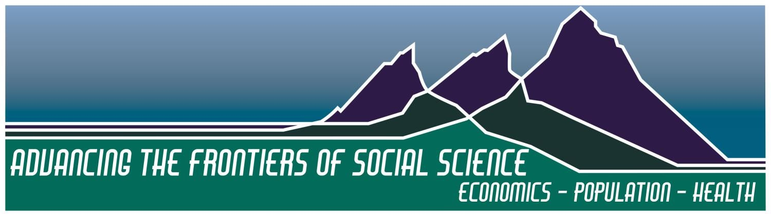 Advancing the Frontiers of Social Science, Economics-Population-Health