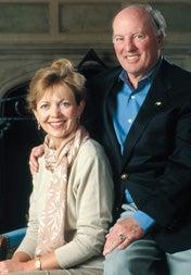 Jim and Becky Roser