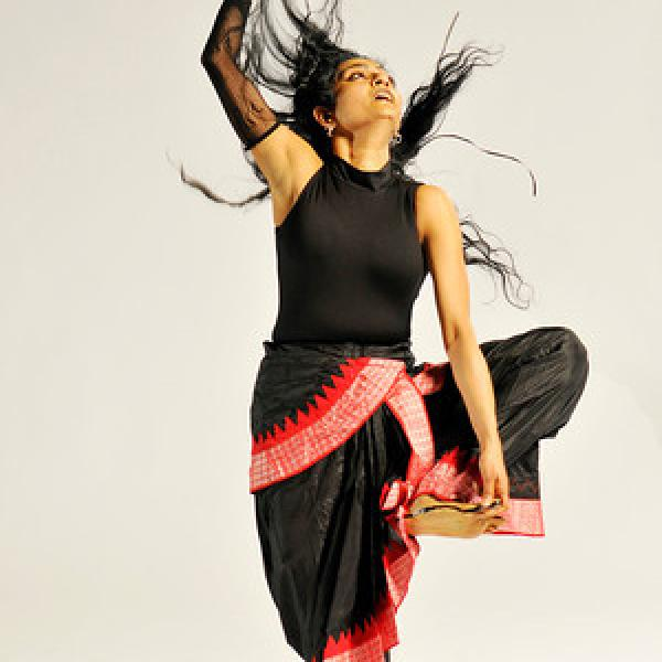Ananya Chatterjea Residency-Dance