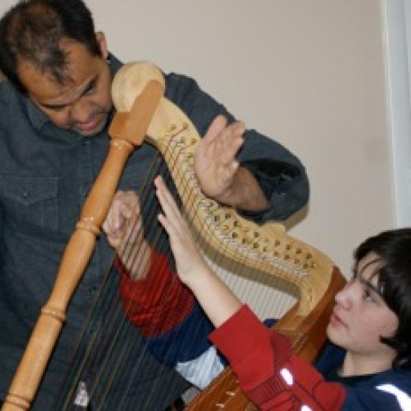 Arecio Manjarres Residency-Music