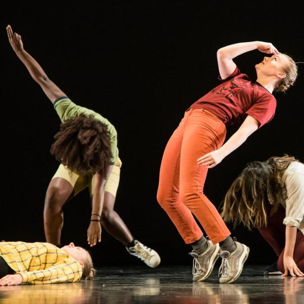 Uri Shafir Residency - Dance