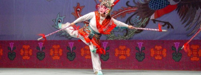 Qi Shu Fang Peking Opera company