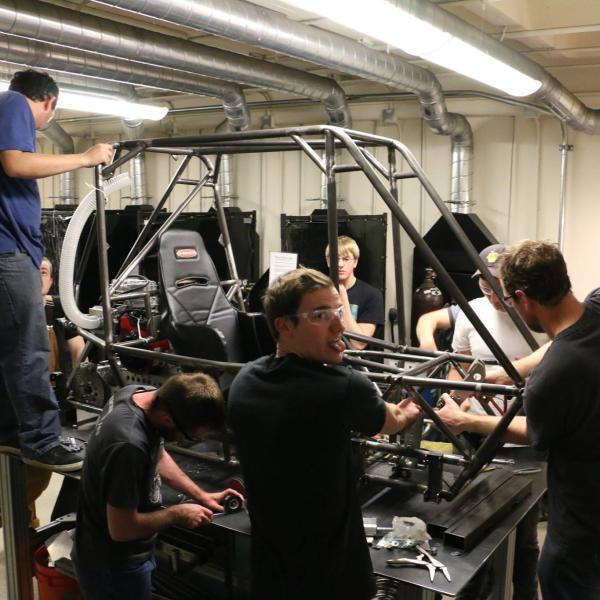 Assembly before first run