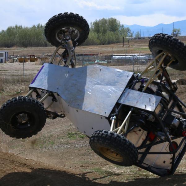Roll over test pt. 2