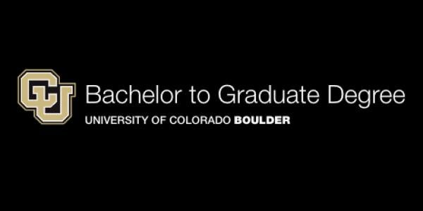 Bachelor to Graduate Degree program banner
