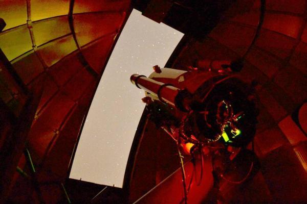 SBO 24-inch Boller & Chivens Telescope.