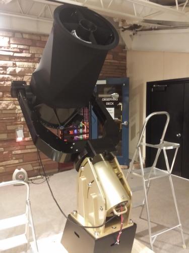SBO Artemis 20-inch Telescope
