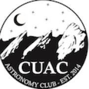 CU Astronomy Club logo.