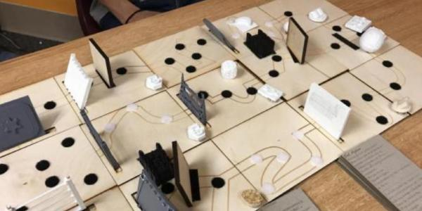 game board creation