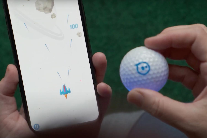 sphero with iphone controller