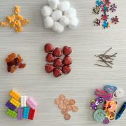 DIY sudoku pieces