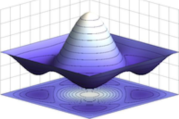 A 3-dimensional graph