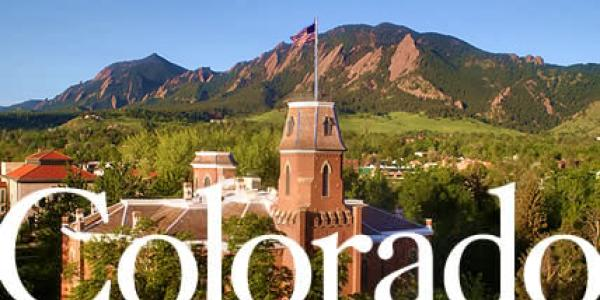 The  University of Colorado at Boulder