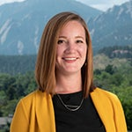 Brittany Dye Assistant Director for the Office of Admissions at CU Boulder