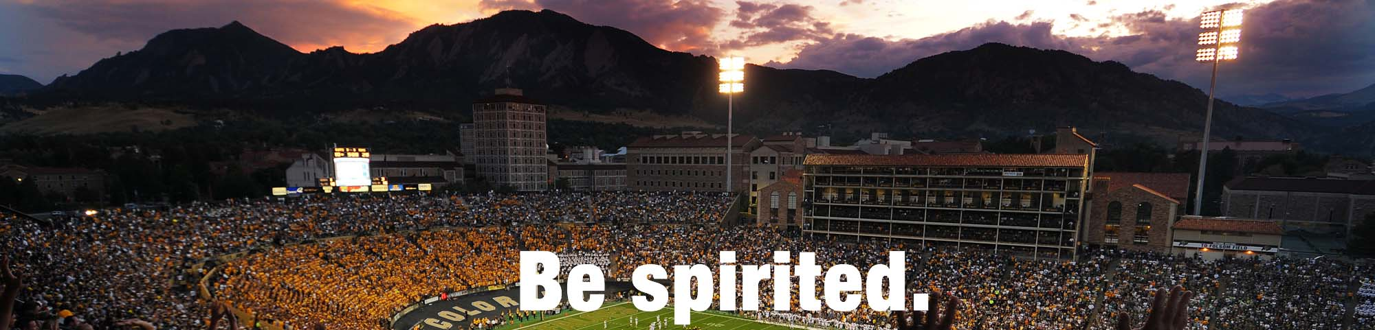 Be sprited
