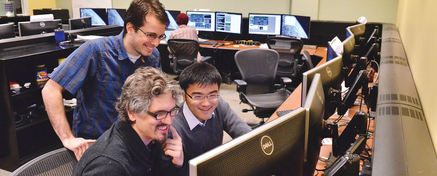CU-Boulder students helm an ambitious NASA space weather mission.