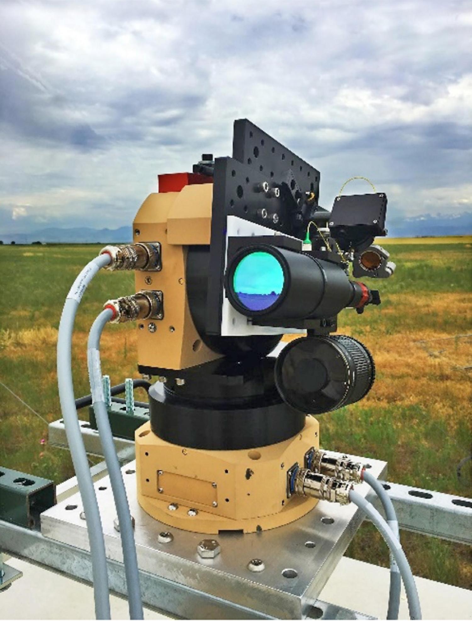 Methane detection system