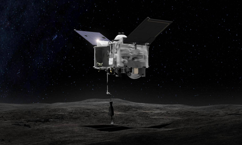 NASA's OSIRIS-REx mission