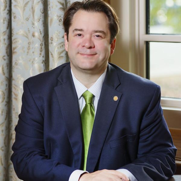 Dean of University Libraries finalist Robert McDonald