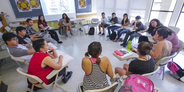High school students participate in Aquetza summer program