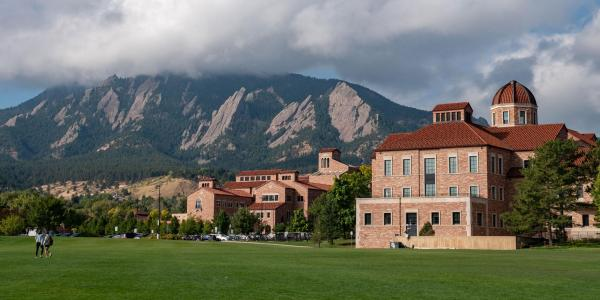 CU Boulder Business Field