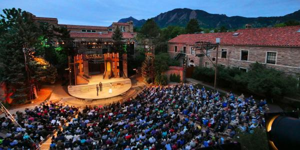 Colorado Shakespeare Festival performance