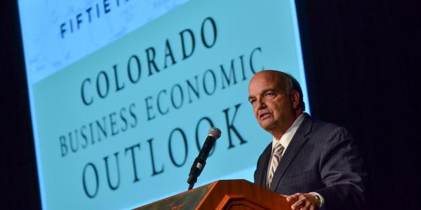 Speaker at Business Economic Outlook